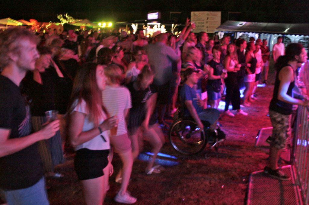 Aerie Festival Trotz Abbruch Ein Erfolg Neue Helmstedter